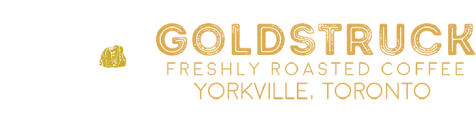 Goldstruck Coffee Logo